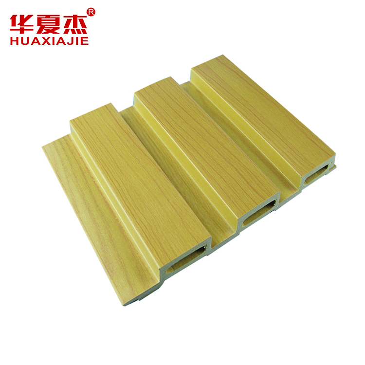 Cleaning exterior waterproof bathroom plastic wall siding panel